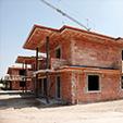 chantier construction maisons neuves