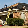 chantier renovation toiture