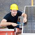 Energies renouvelables panneaux photovoltaiques